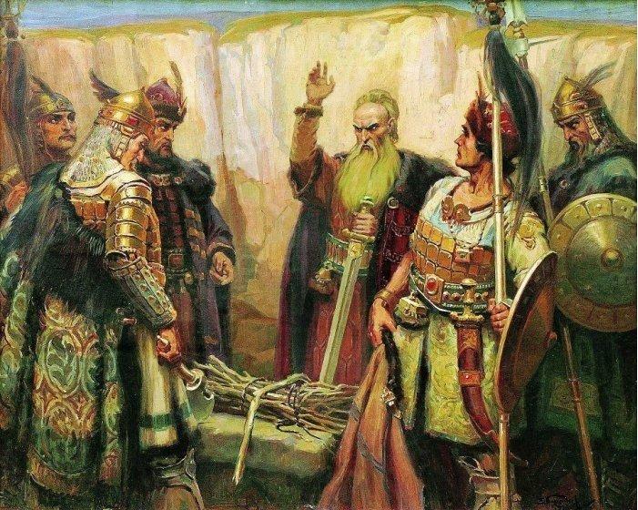 Стара Велика България – родната страна на българите