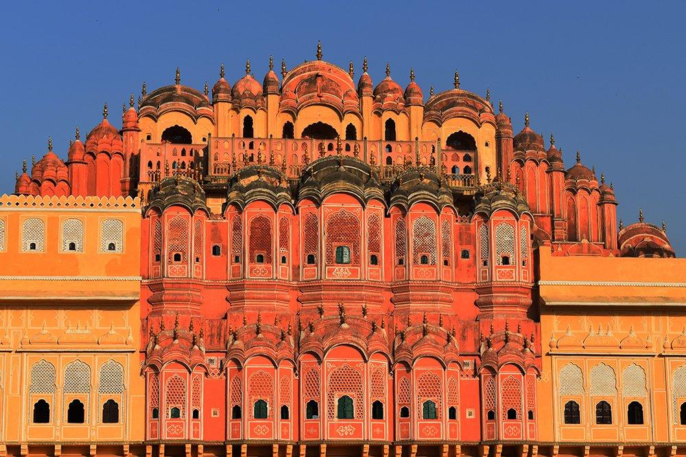 Розовият град Джайпур – Индия