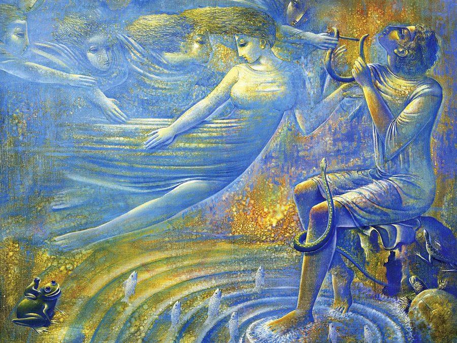 Симфония на цвят и светлина – истински химн на хармонията и любовта