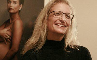 Шеметната Ани Лейбовиц – в окото на бурята