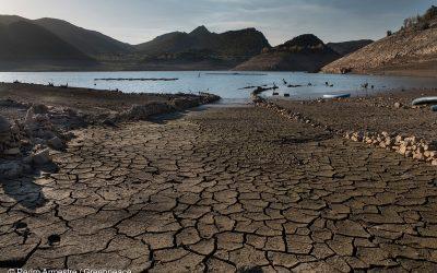 Изчезването на водата капка по капка