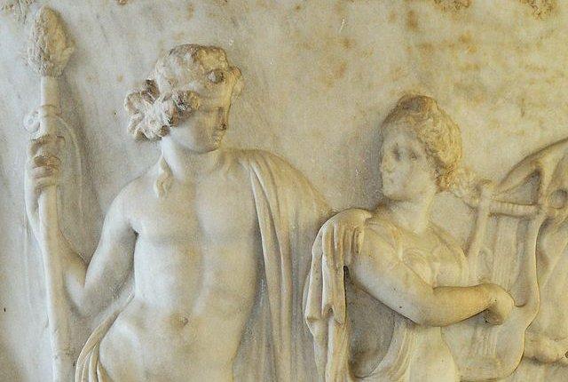 Дионис Загрей – божественият принц на траките