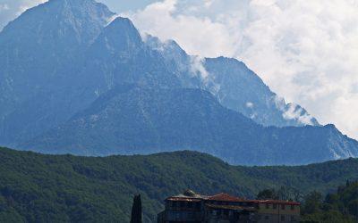 Света гора – център на средновековната българска просвета