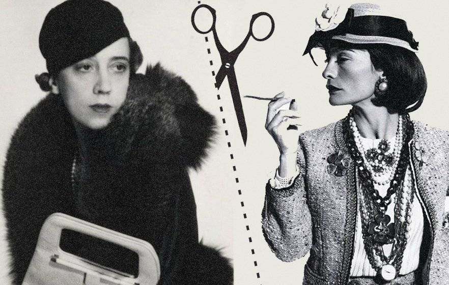 Surrealism or classics - the two fashion greats of the time scale