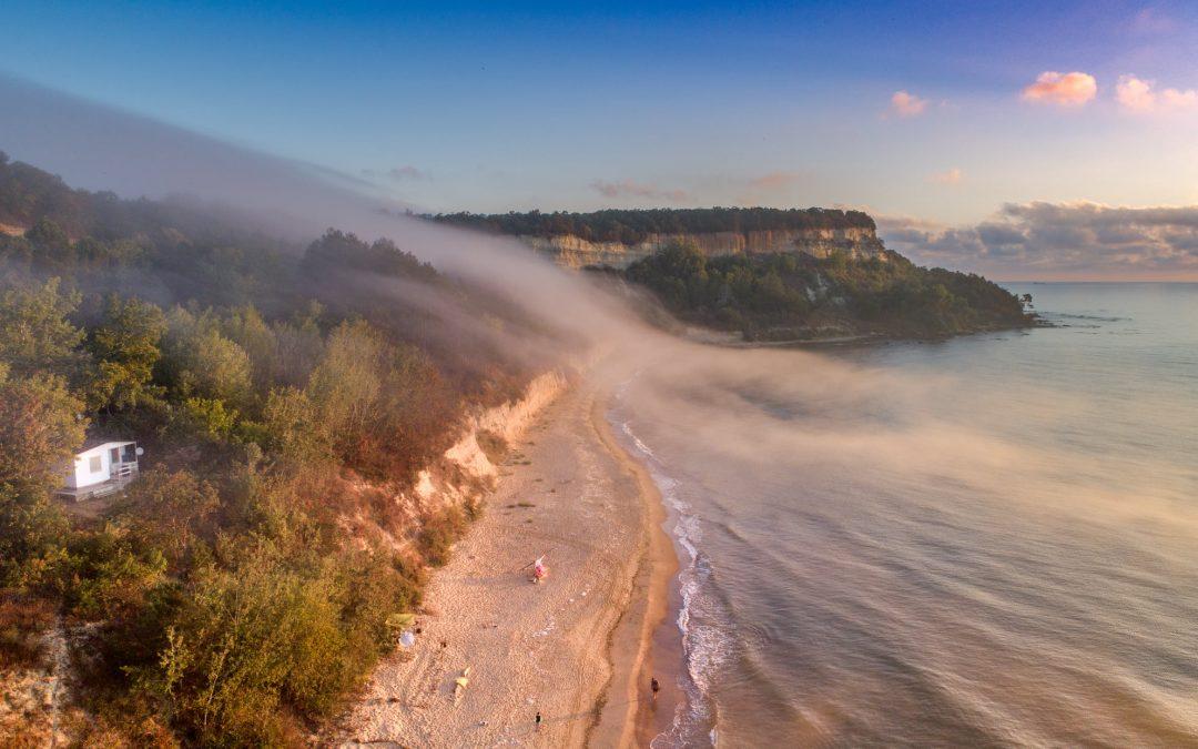 Черно море в 7 вдъхновяващи кадъра
