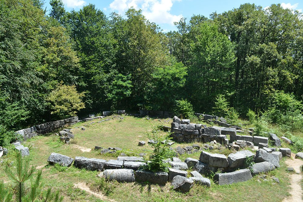 The cult complex near Malko Tarnovo - the main sanctuary of the supreme Thracian deity