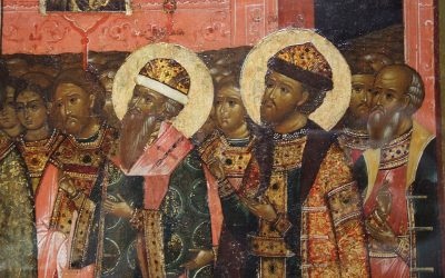 Saint Cyprian the Bulgarian - from a monk in Kilifarevo to a metropolitan of all Russia