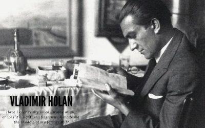 41 years since the death of the Czech poet Vladimir Holan